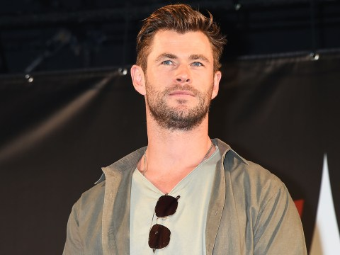 Chris Hemsworth has no idea what a 'thirst trap' is and we're suspicious