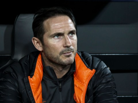 Frank Lampard reveals what he is looking for in new Chelsea signings after transfer ban is lifted