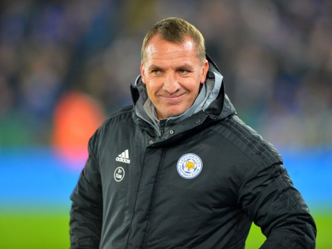 Brendan Rodgers confirms Leicester exit clause amid Arsenal speculation