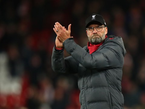 Liverpool break club's league unbeaten record with Everton win but Jurgen Klopp 'not really interested'