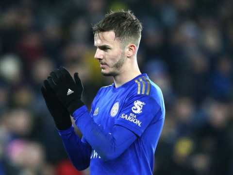 James Maddison 'gone' from Leicester if Manchester United make transfer offer, says Danny Murphy