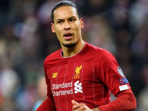 Virgil van Dijk misses Liverpool training ahead of Club World Cup semi-final