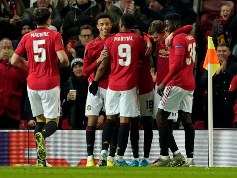 Michael Owen identifies where Manchester United must still improve after AZ Alkmaar win