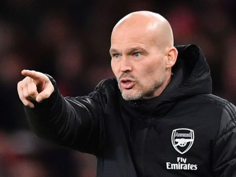 Arsenal told to put Freddie Ljungberg 'out of his misery' by Chris Sutton after Manchester City defeat