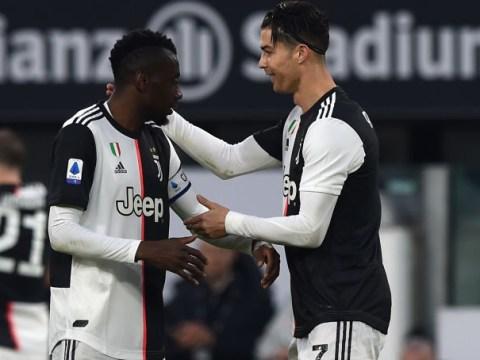 Cristiano Ronaldo refuses Juventus captain's armband to give to Blaise Matuidi