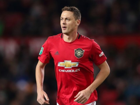 Nemanja Matic admits he could leave Manchester United in January transfer window
