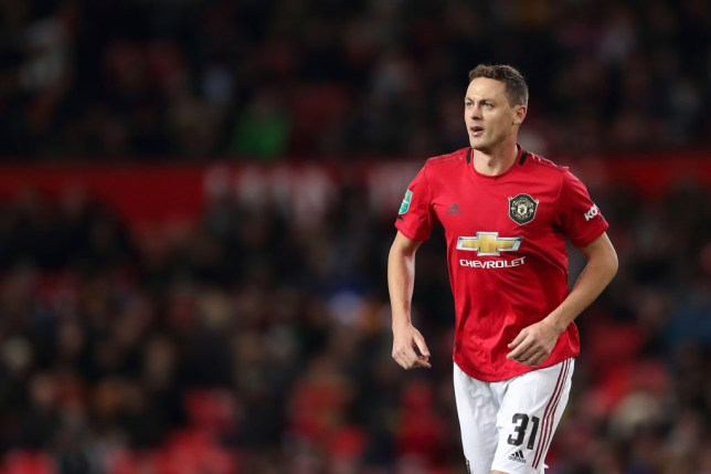 Nemanja Matic has been linked with a move from Manchester United to Premier League rivals Tottenham