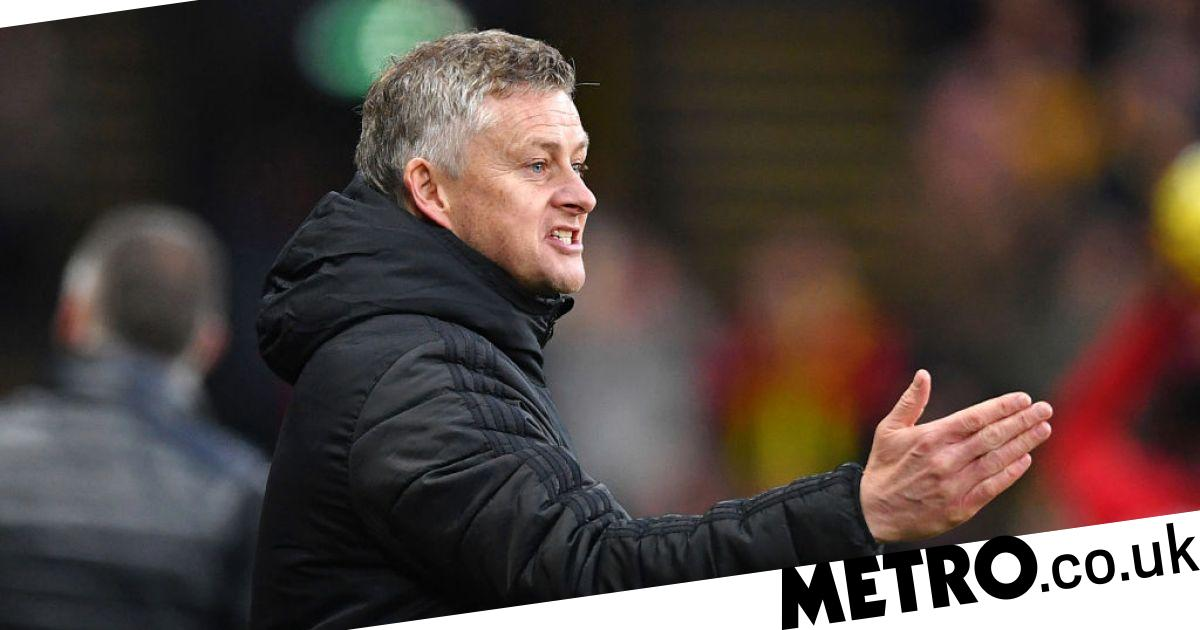 How Ole Gunnar Solskjaer reacted to Manchester Uniteds defeat to Watford in dressing room