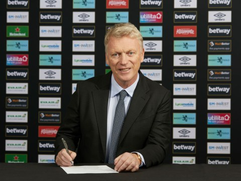 West Ham appoint David Moyes to replace Manuel Pellegrini