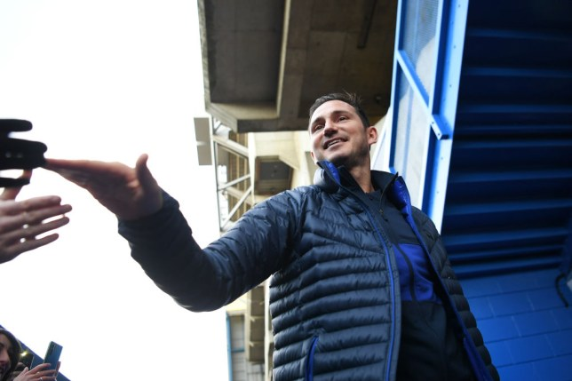 Chelsea manager Frank Lampard will have £150m to spend in January