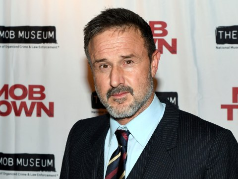 David Arquette thought he was dying in wrestling ring after throat got cut during brutal 'deathmatch'