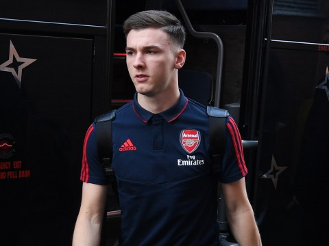 Why Freddie Ljungberg has started Kieran Tierney on bench for Arsenal's clash with Norwich
