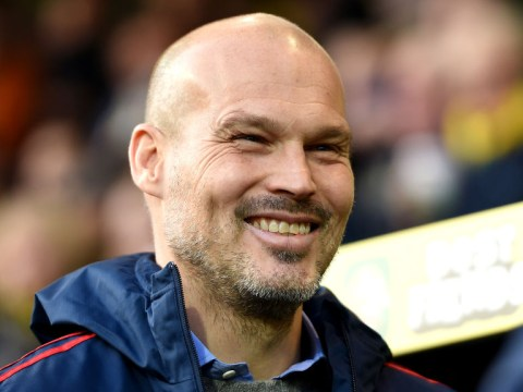 Freddie Ljungberg insists Premier League top four is achievable for Arsenal after Norwich draw
