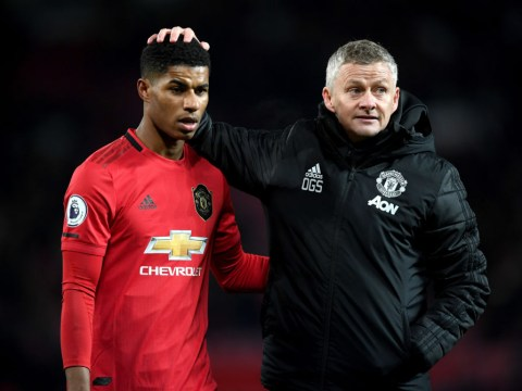 How Ole Gunnar Solskjaer motivated Marcus Rashford before Jose Mourinho's Manchester United return