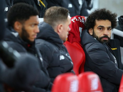 Mohamed Salah will be 'fuming' after being left out of Everton win, says Peter Crouch