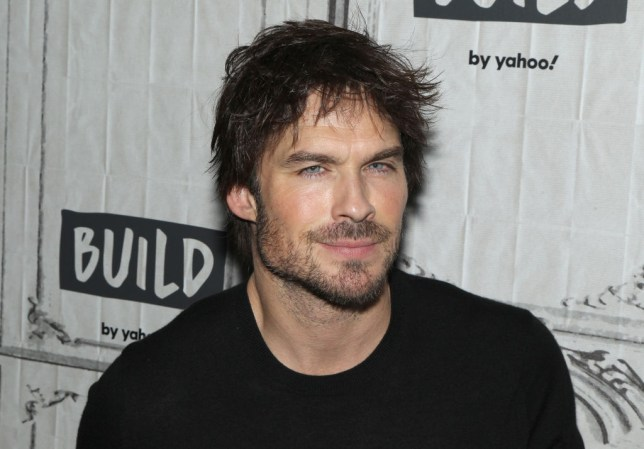 Ian Somerhalder lost his virginity at 13 to an older girl after learning about sex from his brother