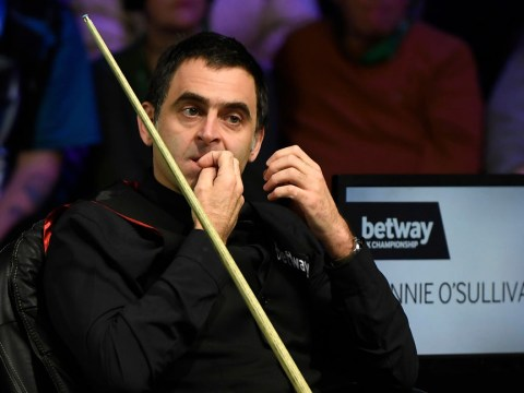 Ronnie O'Sullivan dreading Mark Selby Scottish Open clash: 'I can't be doing with it, I'll crack'