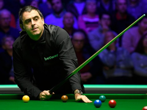 Ronnie O'Sullivan says he can 'defy physics like Brazilian footballers'