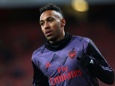 Paul Merson reacts to speculation Pierre-Emerick Aubameyang wants Arsenal transfer