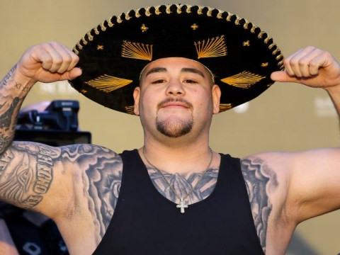 Eddie Hearn plays down Andy Ruiz Jr's shock weight gain for Anthony Joshua rematch