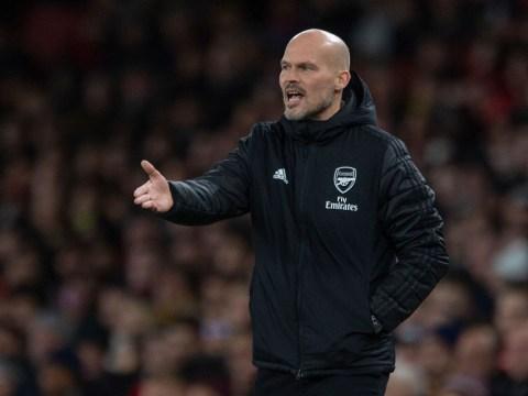 Arsenal urged to get rid of Freddie Ljungberg ahead of West Ham clash