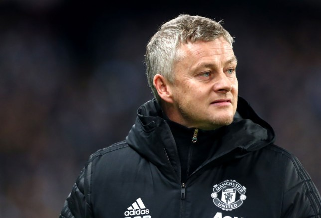 Ole Gunnar Solskjaer has eased the pressure on his position
