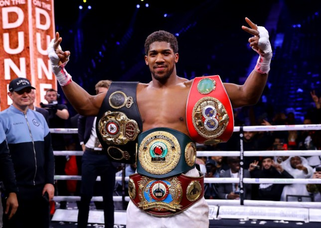 Anthony Joshua faces two mandatory title defences after beating Andy Ruiz Jr