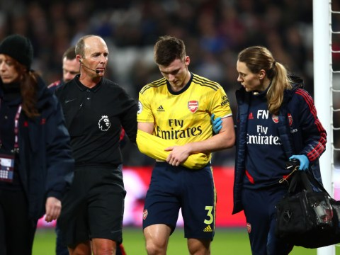 Kieran Tierney set for second surgery of 2019 as Arsenal injury nightmare continues