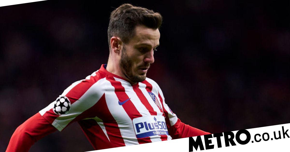 Atletico Madrid's Saul Niguez explains why he thinks Liverpool play like animals
