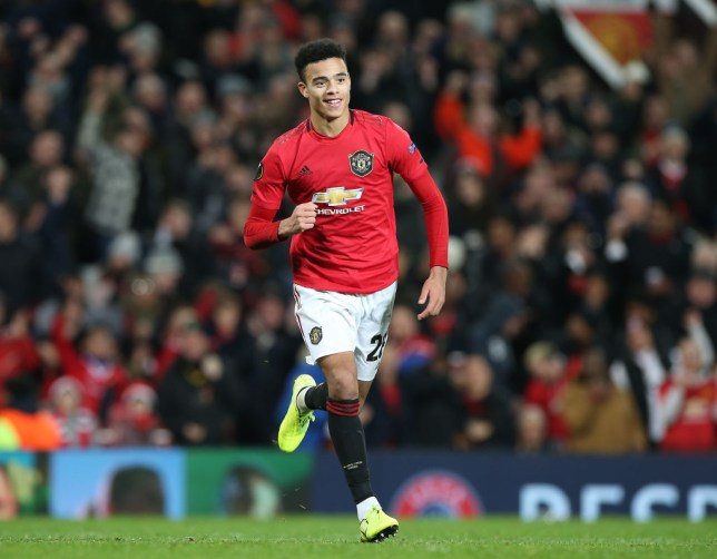Man Utd news: Michael Owen explains how Mason Greenwood can become a legend