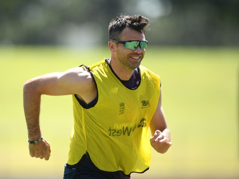 England bowler James Anderson in 'fantastic physical condition' ahead of South Africa series