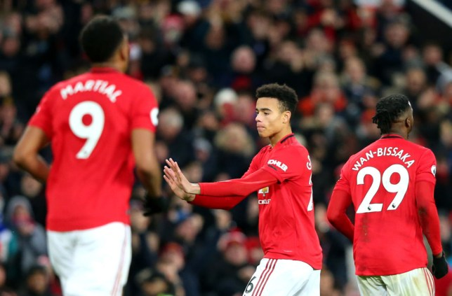 Ole Gunnar Solskjaer: Getting harder to leave Mason Greenwood on Manchester United bench