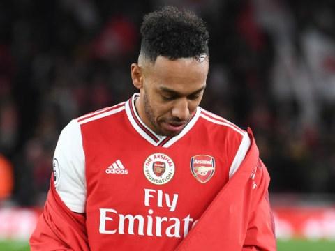 Pierre-Emerick Aubameyang desperate to leave Arsenal ahead of Mikel Arteta arrival