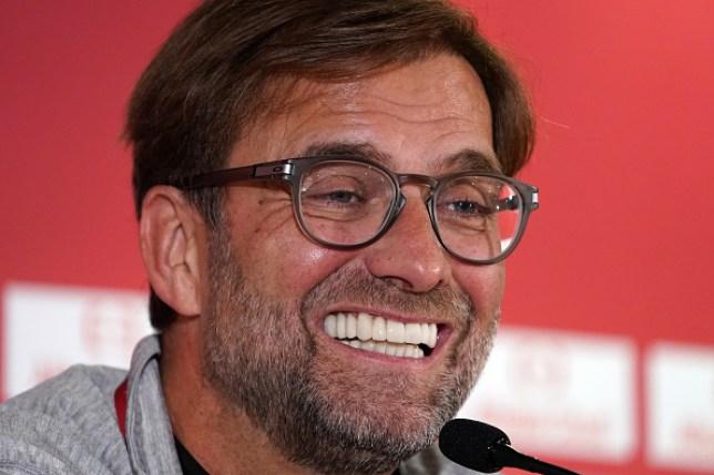 The message Jurgen Klopp sent Liverpool's young players ...