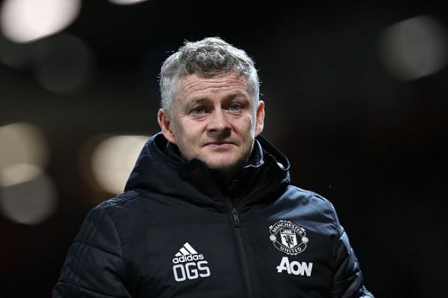 Ole Gunnar Solskjaer fancies Manchester United's chances against Manchester City