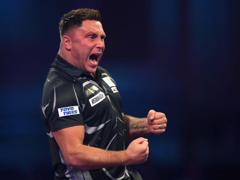 Gerwyn Price on Fallon Sherrock: 'She hasn't beat a man, she's beat a young boy with the crowd on his back'