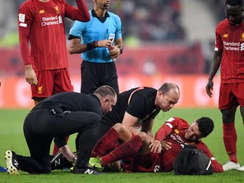 Jurgen Klopp provides Alex Oxlade-Chamberlain injury update after Liverpool's Club World Cup triumph