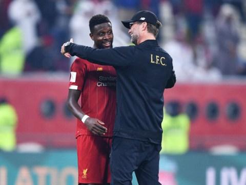 Jurgen Klopp praises Divock Origi and Liverpool's unsung heroes after Club World Cup victory