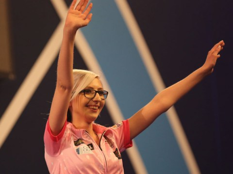 Fallon Sherrock downs Mensur Suljovic and sends message to rest of World Championship field: 'I know I can play better'