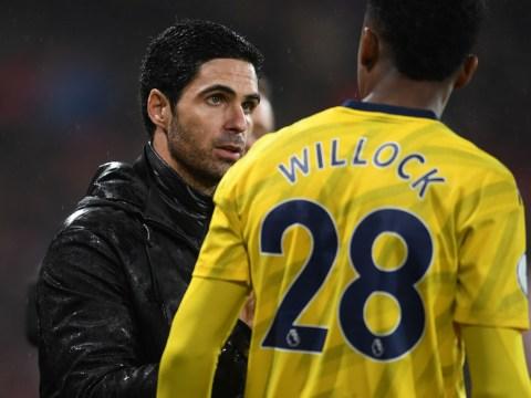Joe Willock takes dig at Unai Emery's tactics and hails Mikel Arteta's impact at Arsenal