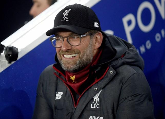 Jurgen Klopp's Liverpool are on the verge of winning the Premier League