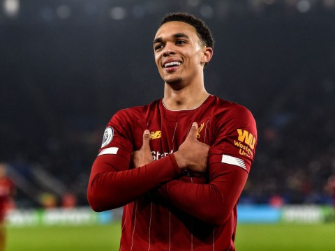 Trent Alexander-Arnold names Steven Gerrard and Xabi Alonso as the Liverpool legends he models his game on