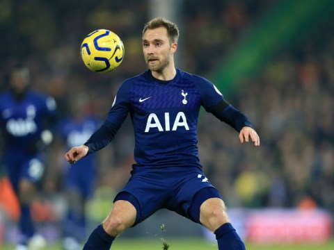 Jose Mourinho comments on Christian Eriksen's Tottenham future after Man of the Match performance against Norwich