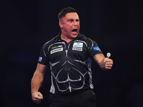 Gerwyn Price believes he has the mental edge over Peter Wright at PDC World Darts Championship