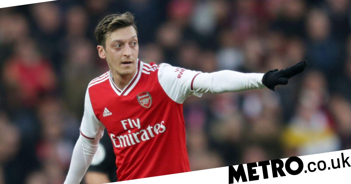 Mesut Ozil's former Arsenal team-mate explains why everyone has respect for him