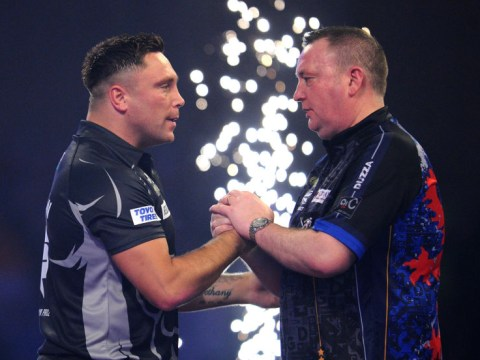 Glen Durrant reacts to 'kick in the belly' defeat to Gerwyn Price at PDC World Darts Championship
