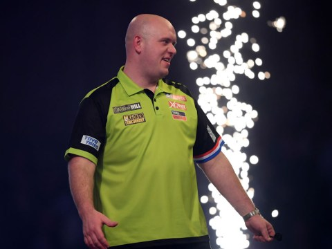 Michael van Gerwen fires warning to Peter Wright ahead of PDC Darts World Championship final: 'Against me he's not allowed to miss'