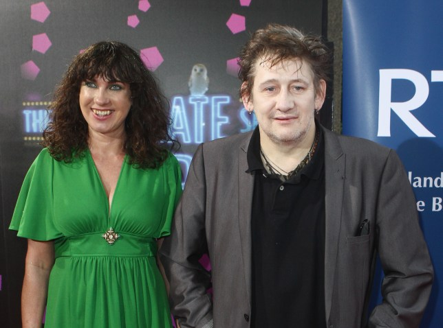 Shane MacGowan's wife brands Fairytale of New York lyrics row 'very silly'