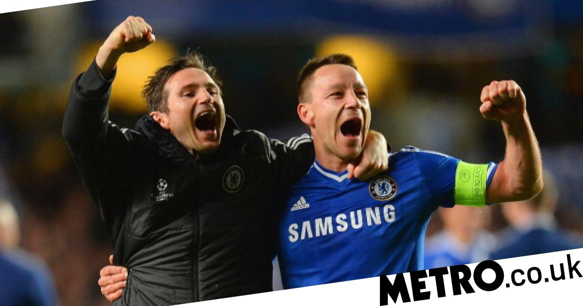 John Terry mocks Tottenham on Instagram after Chelseas win at Three Point Lane
