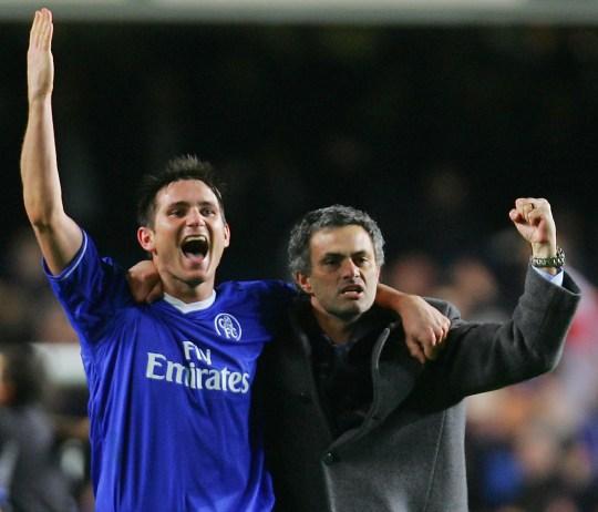 Chelsea-Tottenham: le message de Lampard à Mourinho avant le match